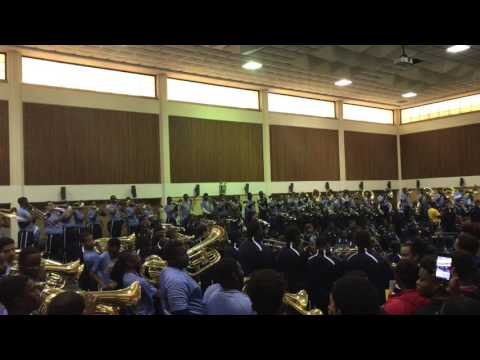 Down Bottom (Ruff Ryders) [BANDROOM] - Southern University Human Jukebox (2016) | High School Day