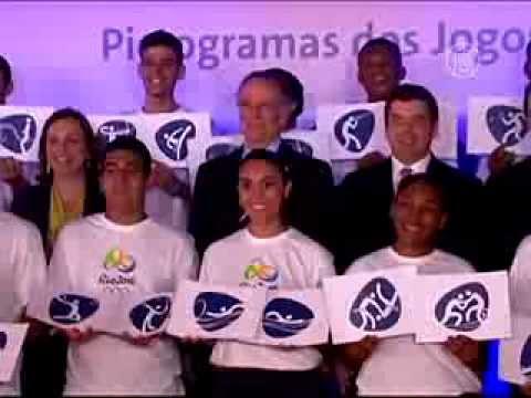 Пиктограмму получил каждый вид спорта Игр-2016 (новости)