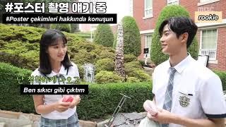 TÜRKÇE ALTYAZILI EXTRAORDINARY YOU KAMERA ARKASI (HARU TV 4)