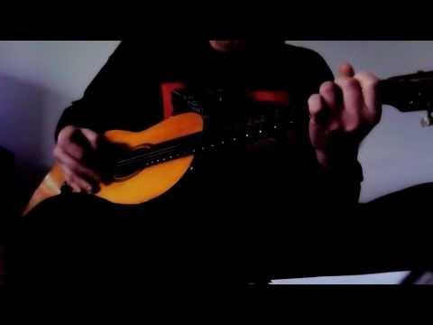 "New Order ""60 miles an hour"" acoustic cover"