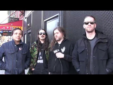 PRIMITIVE WEAPONS Favorite NYC Bars | Metal Injection