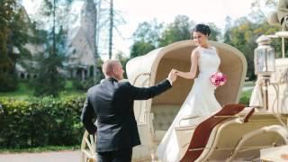 Свадьба в замке Таагепера, Эстония. Виталий и Анастасия.