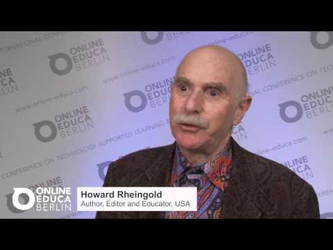 OEB14 - Interview Howard Rheingold