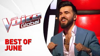 BEST OF JUNE 2020 in The Voice Kids