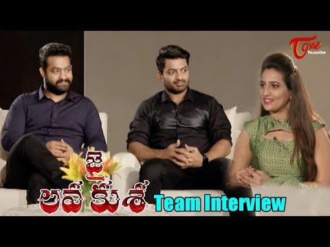 Jai Lava Kusa Team Interview | Jr NTR, Kalyanram