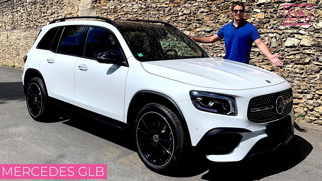 Essai Nouveau Mercedes GLB - 7 places dans ce mini Classe G !