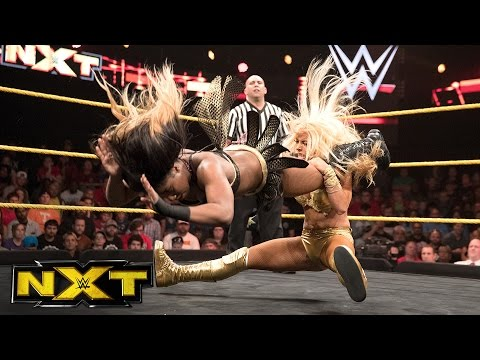 Ember Moon vs. Mandy Rose: WWE NXT, Sept. 28, 2016