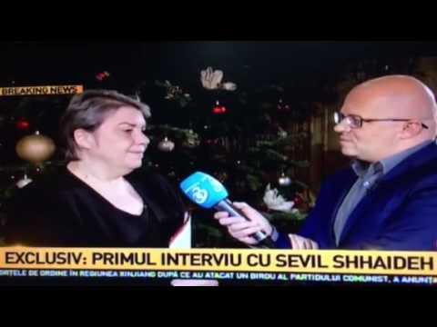 STIRIPESURSE.RO Prima aparitie publica a lui Sevil Shhaide