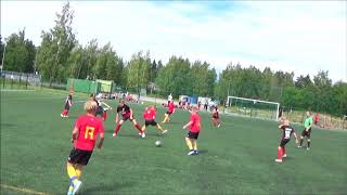 IK - FC Ylivieska Musta 7.7.2018
