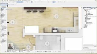 Как расставлять мебель в архикаде 2 - Дизайн дома в Archicad 24/26