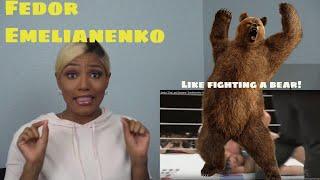 "Fedor ""The Last Emperor"" Emelianenko Highlights, MMA - UFC Highlights Reaction"