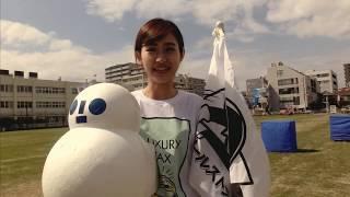 2018年9月24日 町田シバヒロでの心温まる雪合戦教室をアテンド 一緒に子...