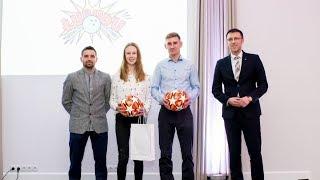 Nagrody od najlepszej piłkarki i piłkarza w plebiscycie Sportowiec Roku 2018