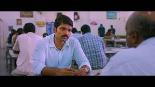 Sathya and Moorthy emotional conversation scene - 8 Thottakal 2017 Tamil Movie