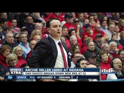 Dan Dakich discusses Archie Miller hire at IU