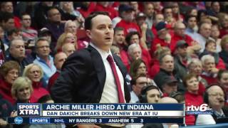 Dan Dakich discusses Archie Miller hire at IU