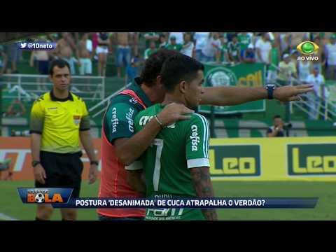 Velloso Sobre Clássico: Gramado Atrapalhou O Palmeiras