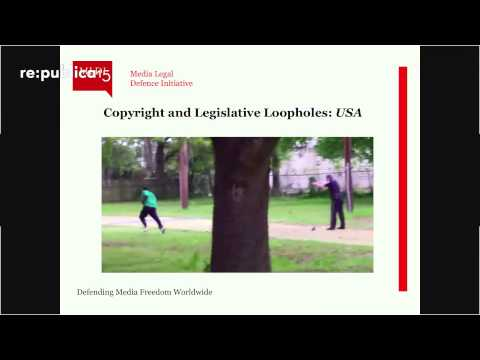 re:publica 2015 - Nani Jansen: Lost in the web – how to navigate the legal maze and protect f... on YouTube