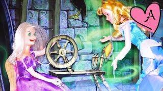 La Bella Durmiente - Princesas de Disney - Cuentos de hadas - Videos infantiles