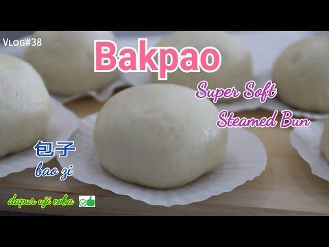 Resep Bakpao   Tetap lembut saat di makan dingin   Steamed Bun