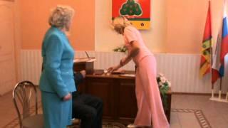 Золотая свадьба Бойковых
