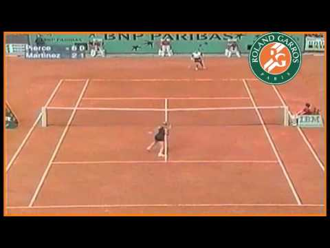 [HL] Mary Pierce v. Conchita Martinez 2000 Roland Garros [F]