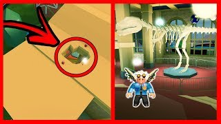 TIP TO ENTER THE MUSEUM BEING POLICE IN JAILBREAK - ROBLOX