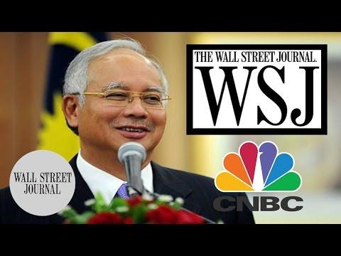 Interview 1MDB: Wall Street Journal, CNBC Najib Ekslusif