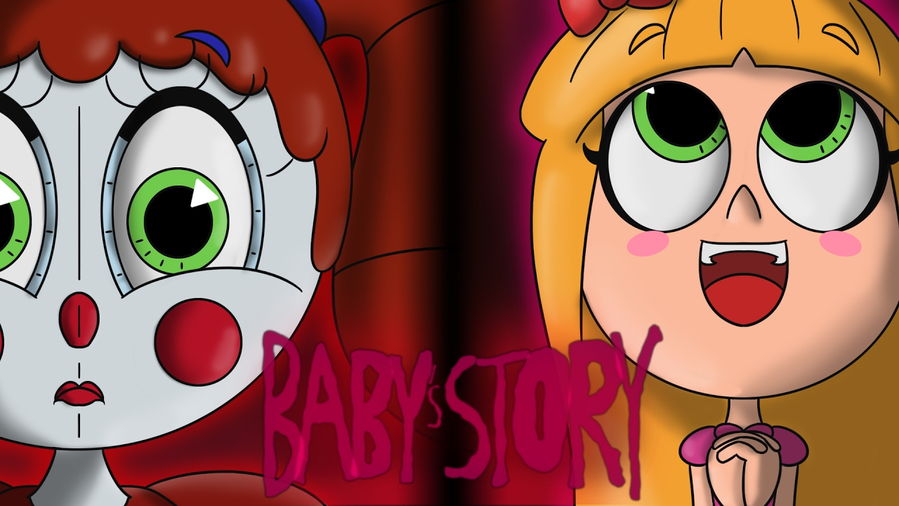 Circus baby 39 s story fnaf sister location fan made for 1234 get on dance floor