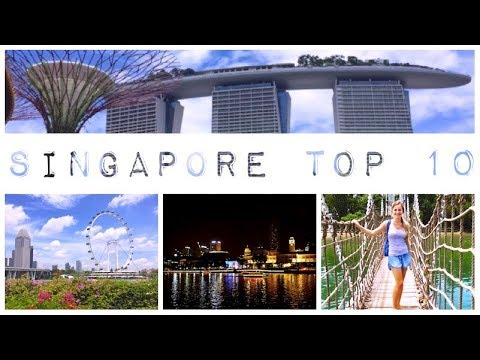 WHAT TO DO IN SINGAPORE TOP 10