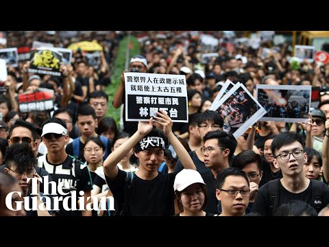 Hong Kong protests: pressure builds on Carrie Lam as public rejects apology