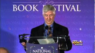 "Book TV 2014 National Book Festival: Eric Cline, ""1177 B.C.: The Year Civilization Collapsed"""