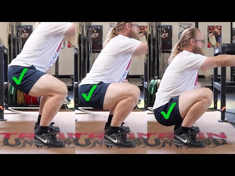 Squat Depth: Revisited