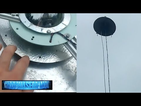 🔴 Mysterious Anti Gravity Invention That You Wanna See! 2018