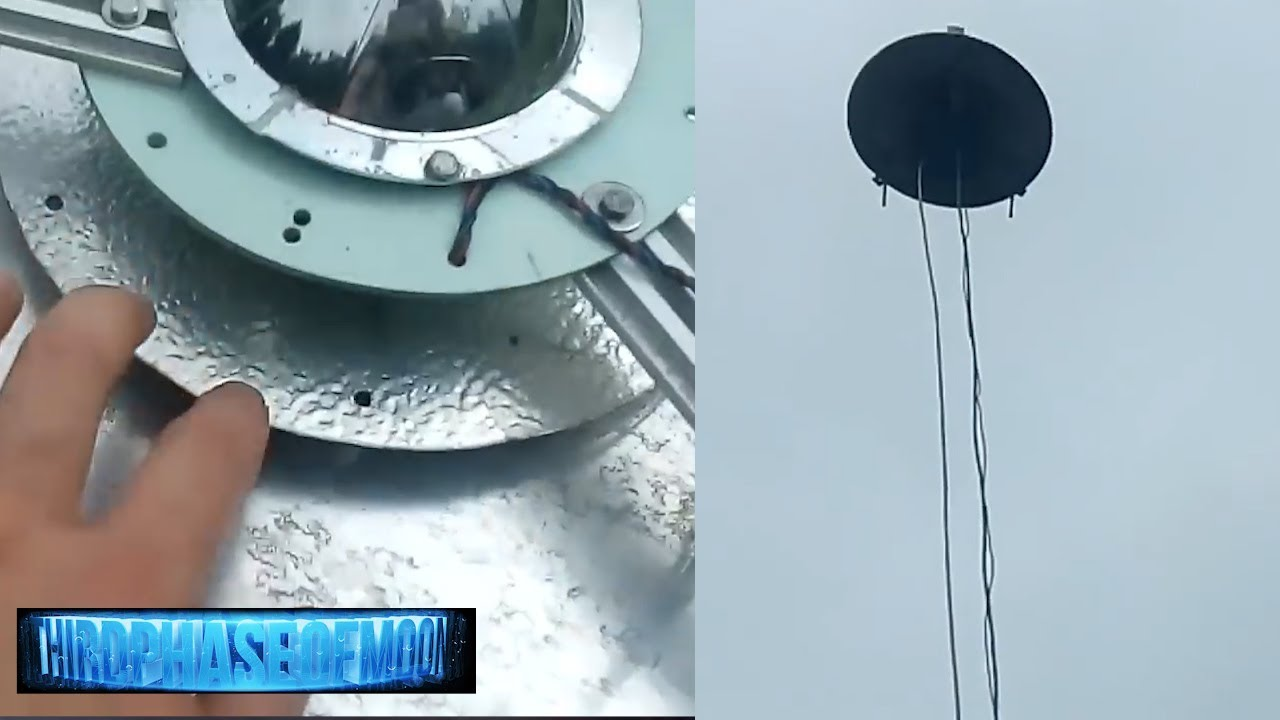 ? Mysterious Anti Gravity Invention That You Wanna See! 2018