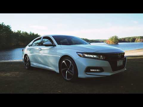2018 Honda Accord Sport Review and Test Drive | Herb Chambers