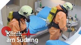 Unter Quarantäne: Ist die Hüft-OP-Patientin radioaktiv verseucht? | Klinik am Südring | SAT.1 TV