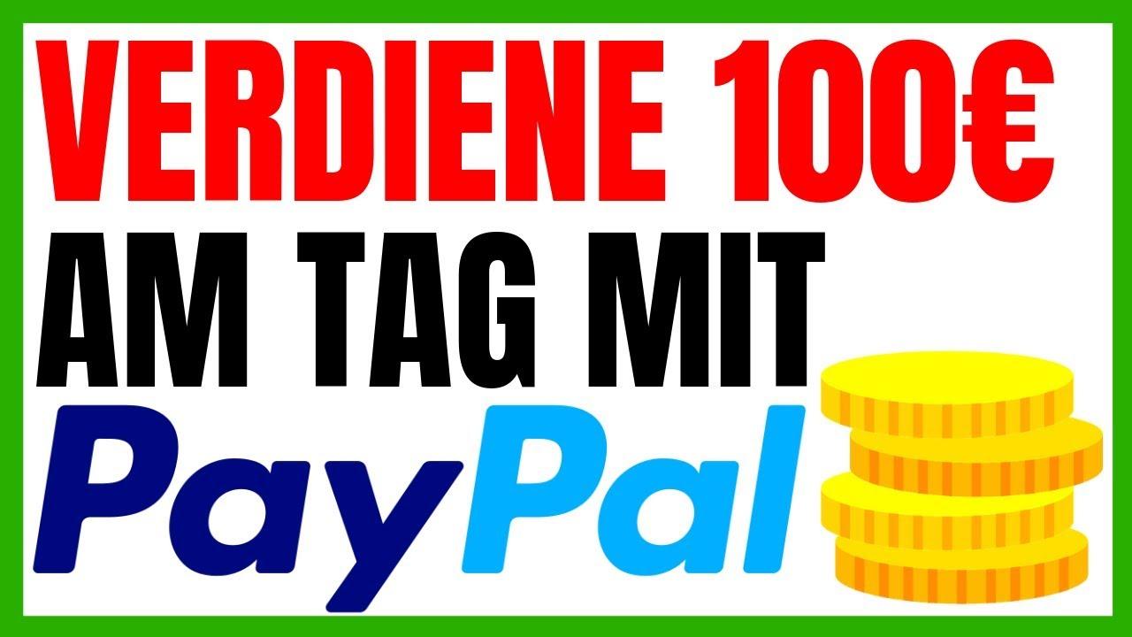 Online Geld Verdienen Paypal