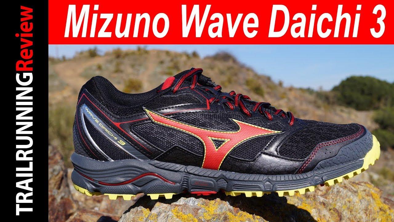 separation shoes 6e30a 95eef Mizuno Wave Daichi 3 Review