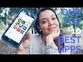 Top 10 MUST Have APPS For RV Travel 2018 // 🚍 Road Trip Cross Country