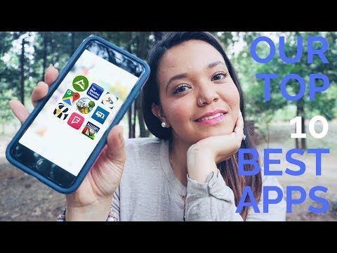 Top 10 MUST Have APPS For RV Living  (2019) | 🚍 Road Trip Cross Country Travel | RV Tips Mp3