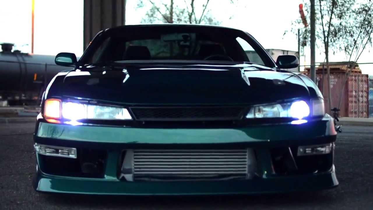 Widebody Drift Car Wallpaper Nissan 240sx Stance Tuning Kevin Vo S S14 Kouki Youtube