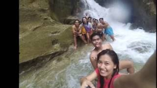mag aso falls antequera bohol philippines ft intl friends