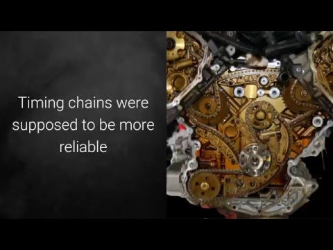 Audi A6 3.2L Timing Chain Problems