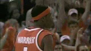 Hakim Warrick 2003 Final Four Dunk