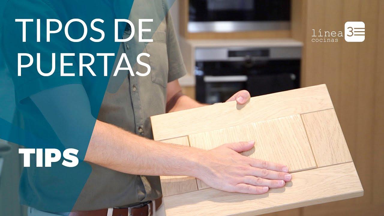 Qué Puerta Elegir 3 Tipos De Puertas Para Cocina