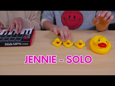 JENNIE 'SOLO' COVER by K-Duck (KPOP COVER)