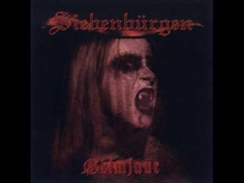 Siebenburgen - For Mig... Ditt Blod Utgutet