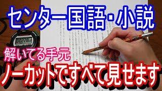 センター9割の僕の解き方大公開!~センター国語・小説~ センター試験 検索動画 25