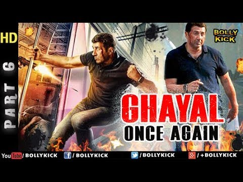 Ghayal Once Again - Part 6 | Hindi Movies | Sunny Deol Movies I Action Movies